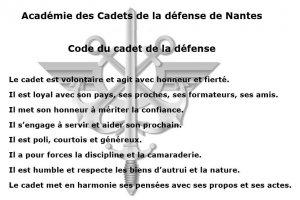 code-du-cadet